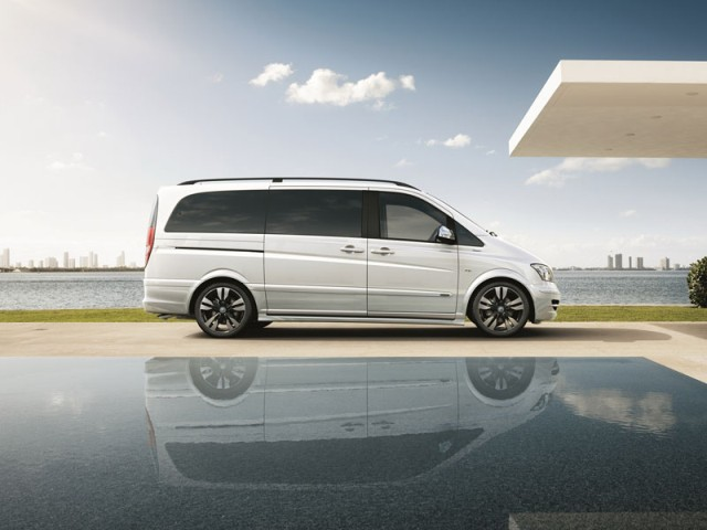 2013 Mercedes-Benz Viano new