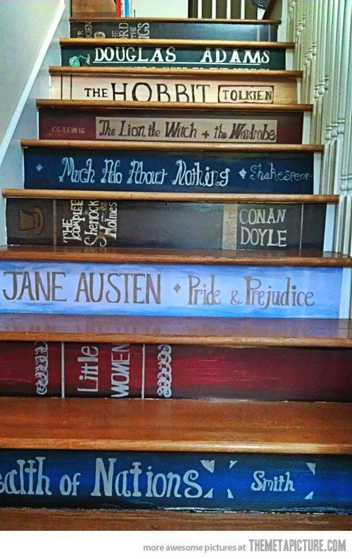 Cómo decorar con libros