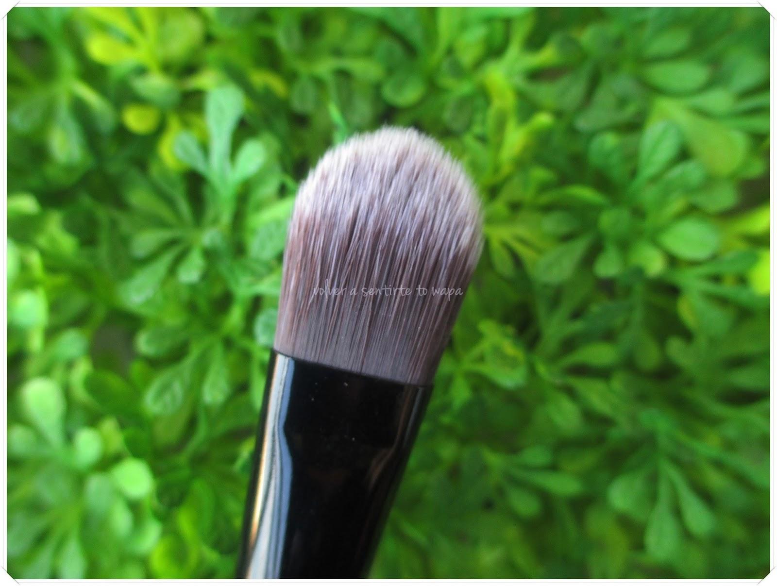 Brochas low cost de maquillaje - Wynie