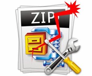 كيفية إصلاح ملفات ZIP بأسهل طريقة