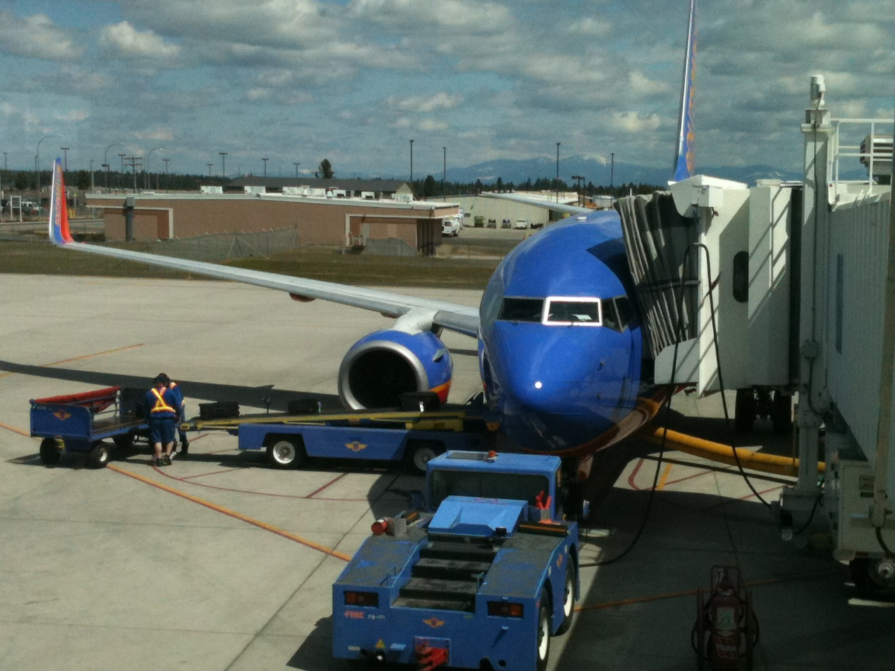 southwest airlines does not assign seats