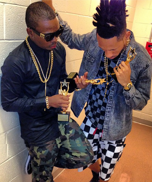 Swag Battle -Olamide & Phyno