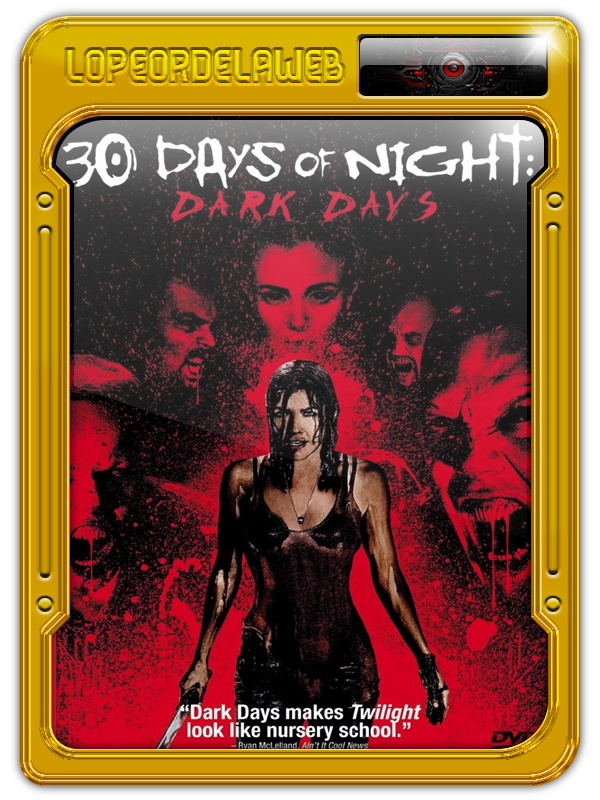 30 Days Of Night-Dark Days (2010) [BrRip-720p-Dual-Mega]
