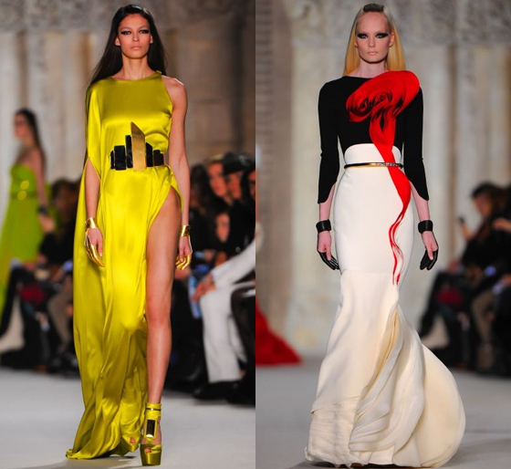 Stephane Rolland, Fashion Week Paris 2012