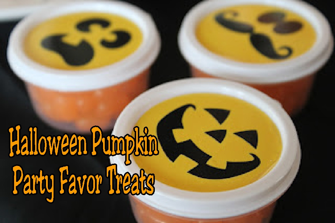 Quick and Easy Halloween Party Favors | Everyday Parties