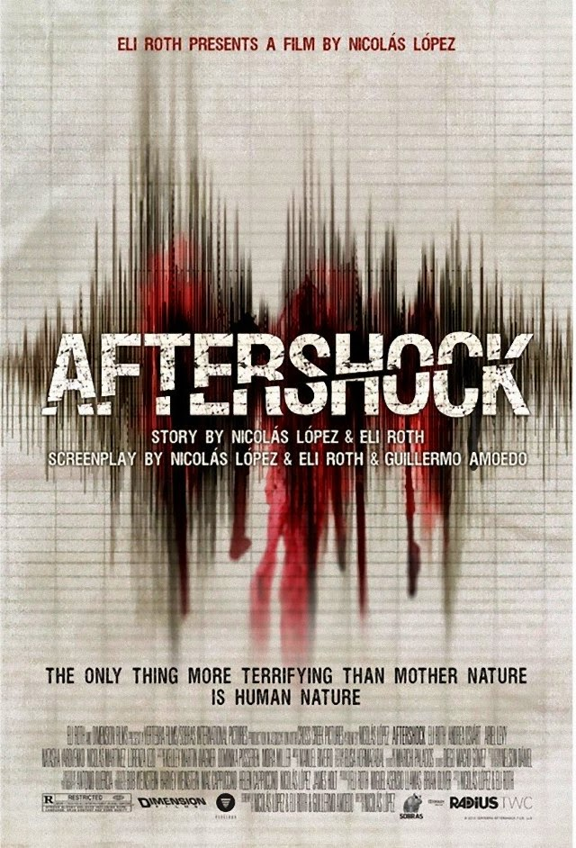 La película Aftershock