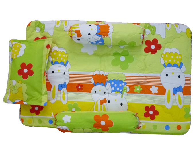 Drap (Ra) chống thấm cotton cao cấp Bảo Hân: bảo vệ nệm cho bé yêu không lo bị nóng, Bảo Hành 6 thg - 6