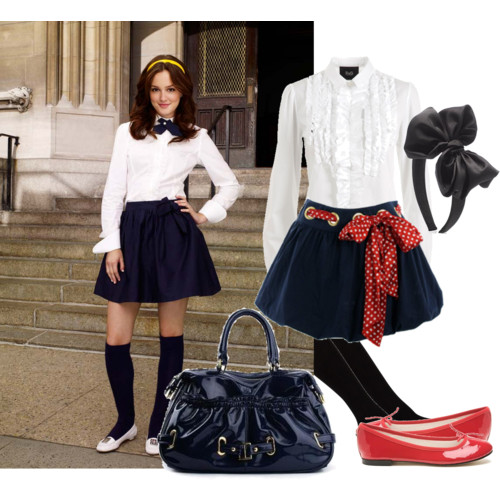 Fashion week Wear to what to school for lady