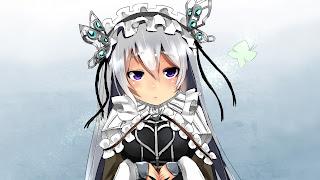 Cute Chaika Trabant Anime 8o