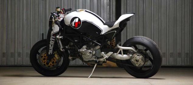 Dubai Cars Bikes Custom Ducati Monster
