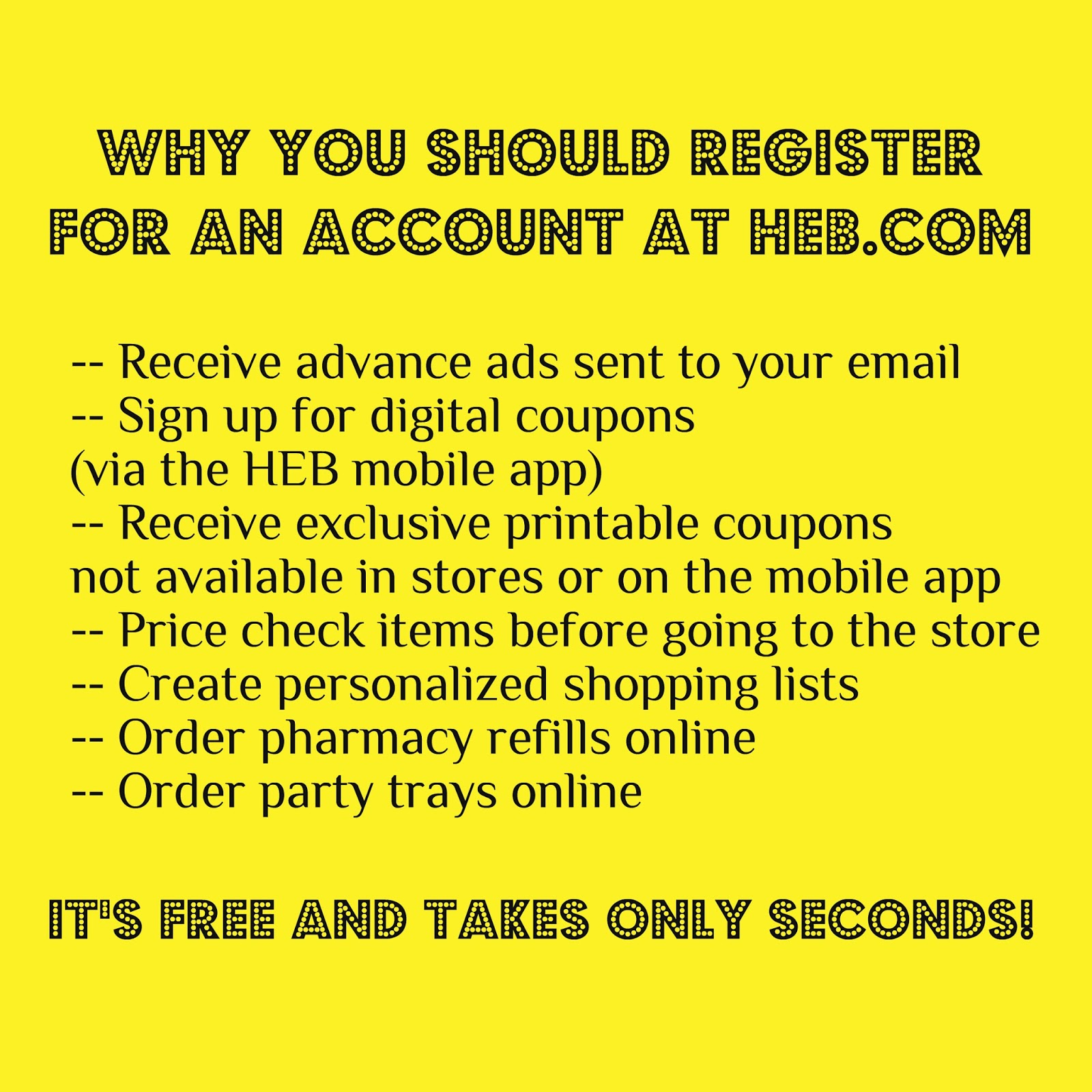 heb couponing self paced coupon class hunting heb is that clearance and unadvertised s vary quite a bit from store to store here s how i track down the hot store specific s that never make