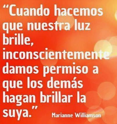 Frase de Marianne Williamson