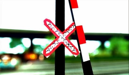 MOD Indonesia Train Cross