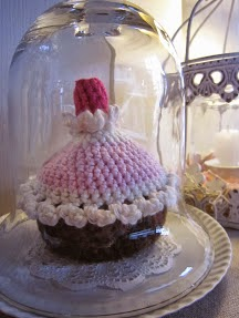 Häkel-Muffin