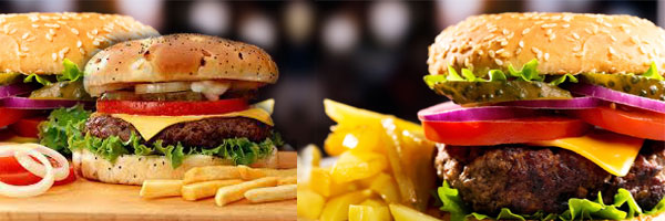 BURGER, Business, Food & Dining, Music, Travel, Auto & Vehicles, Comedy