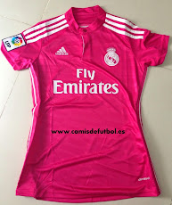 Real Madrid rosa CHICA