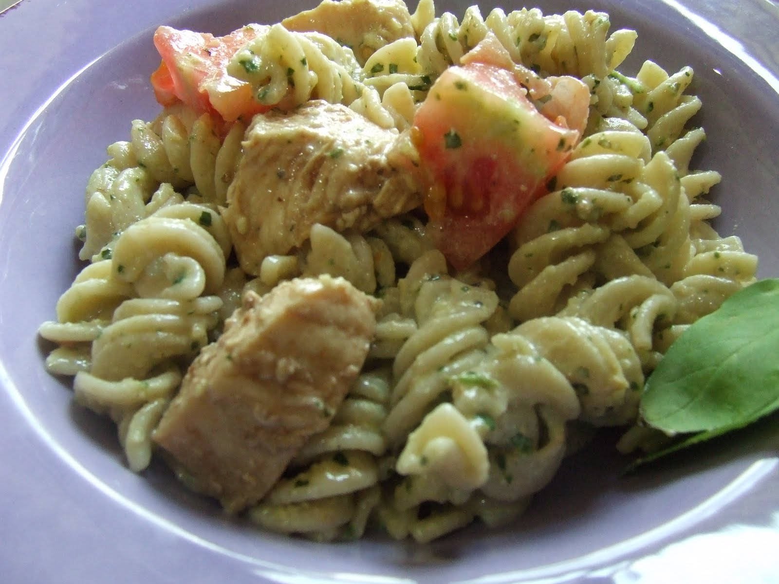 Creamy Pesto Pasta – Cassidy's Craveable Creations