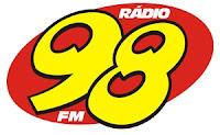 Rádio 98 FM de Natal ao vivo
