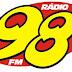 Ouvir a Rádio 98 FM 98,9 de Natal - Rádio Online