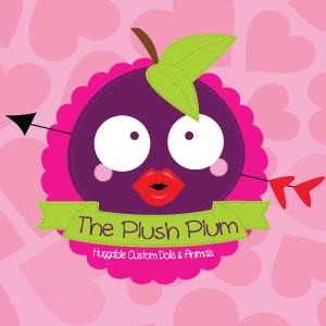 The Plush Plum - Custom Handmade Dolls