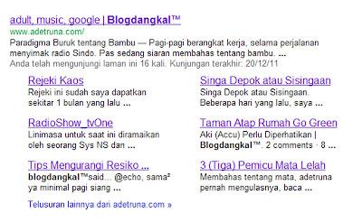 sitelink blogdangkal Pantas Saja Tak Terdeteksi, Bertindak Salah Sih!