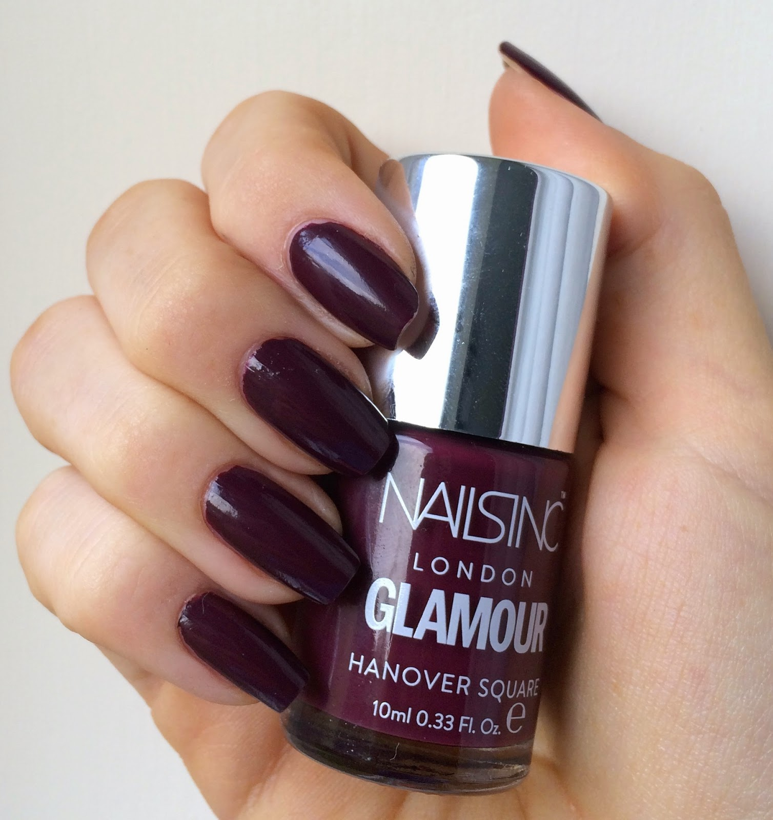 Photo -Jenn- ic: Free Nails Inc Polish With Glamour Magazine