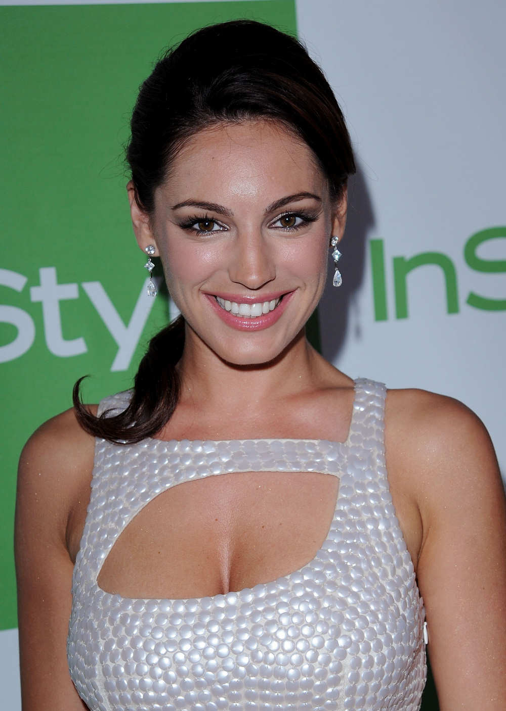Kelly Brook Actress Kelly Brooks Hairstyles