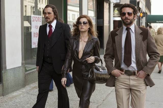 Špinavý trik - Christian Bale, Amy Adams a Bradley Cooper