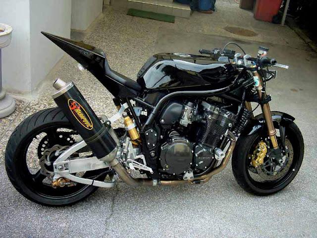 Modifikasi Honda Tiger Koleksi | Kumpulan Modifikasi Motor | Info ...