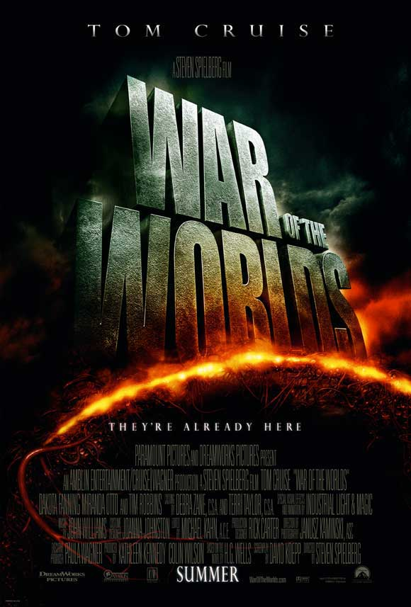 war of the worlds 2005 film. pictures War of the Worlds