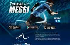 Training with Messi ya está disponible para iOS