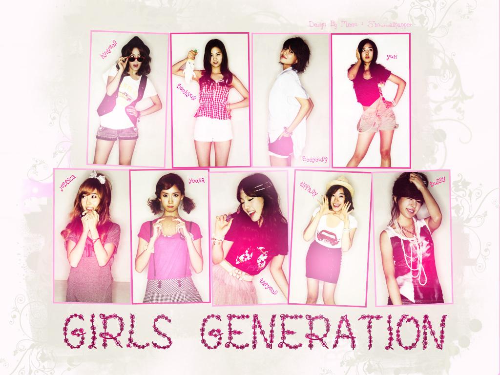 GAMBAR] SNSD Girls Generation Sebelum Dan Selepas Pembedahan Plastik