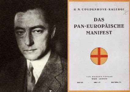 Image result for coudenhove-kalergi