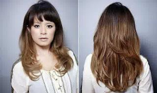 style rambut perempuan terkini