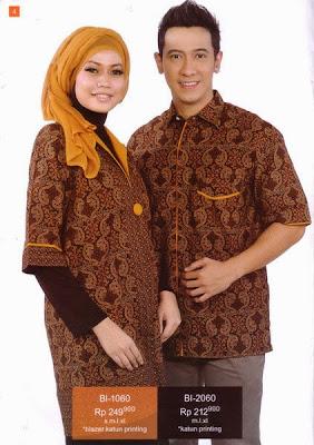 Model Batik Terbaru 1060