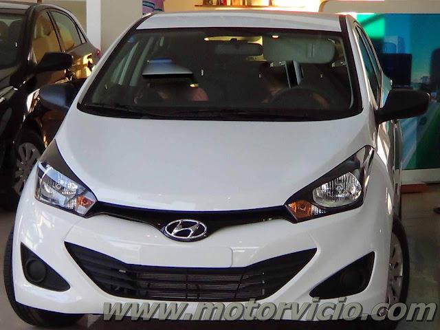 Hyundai HB 20 Branco