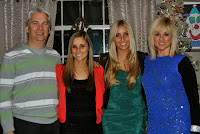 Family on Christmas Eve