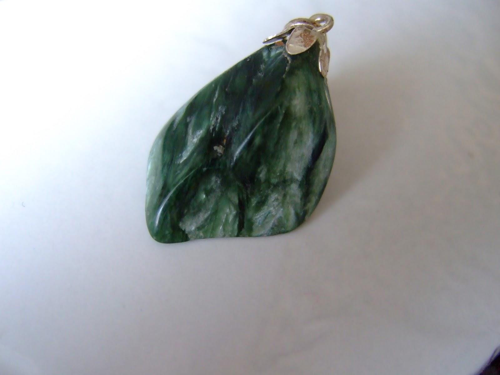 El poder de los cuarzos serafinita for Piedras curativas propiedades