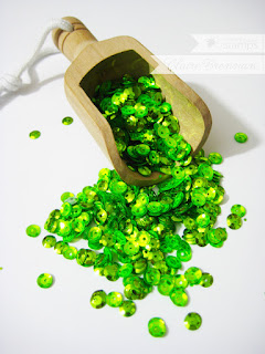 http://www.waltzingmousestamps.com/collections/new/products/lime-green-metallic-sequins#content