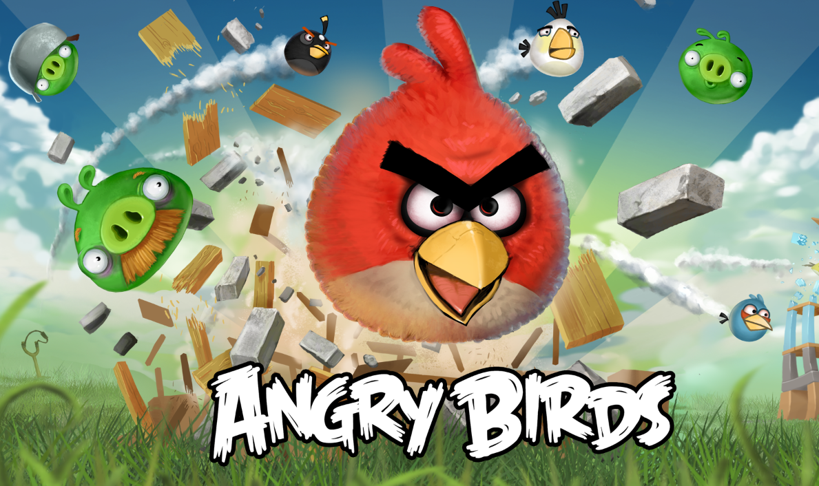 trick to play angry birds in windows 8