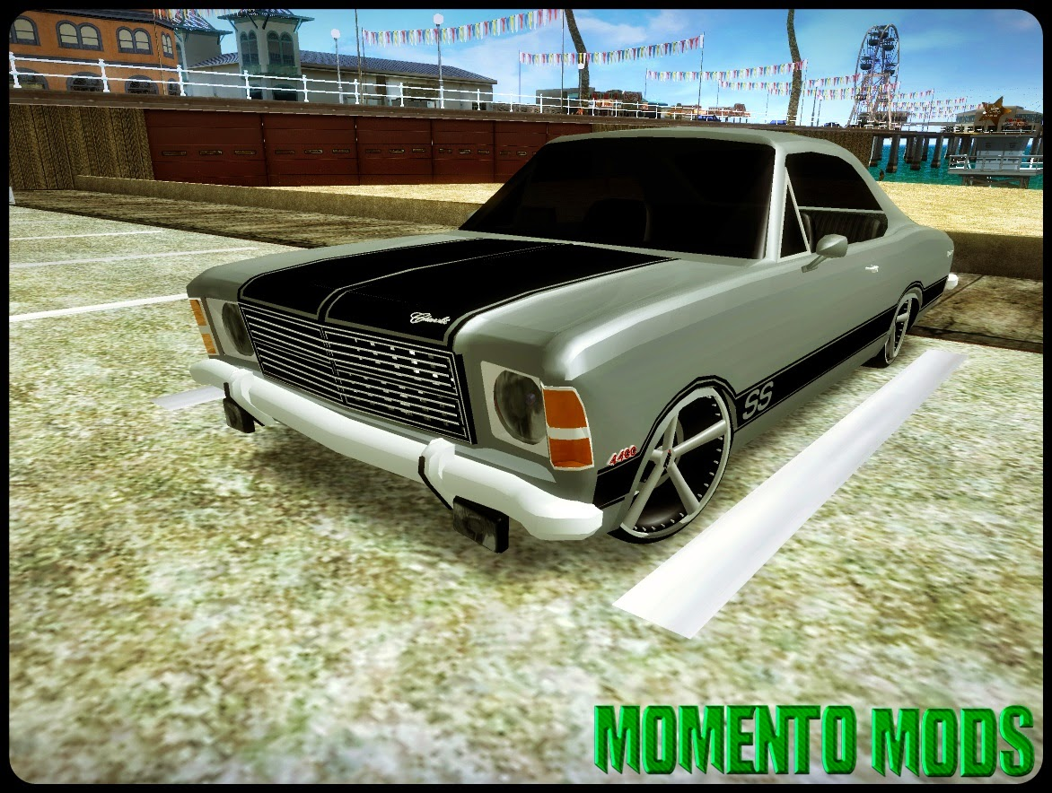 GTA SA - Chevrolet Opala SS Intercooler 1978