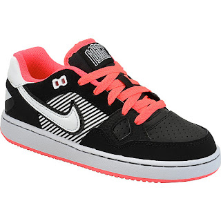 Sports authority coupon 25%: Nike Girls' Son Of Force Low Basketball Shoes