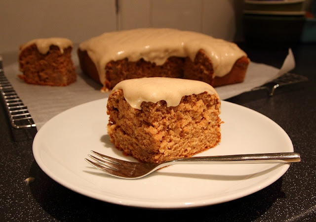 Deb's Dust Bunny: Almost Granny's Spiced Applesauce Cake