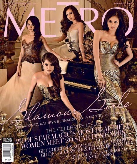 metro celebrity issue
