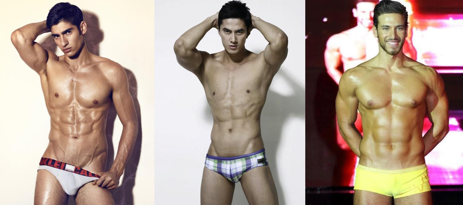 Male Pageants of 2012