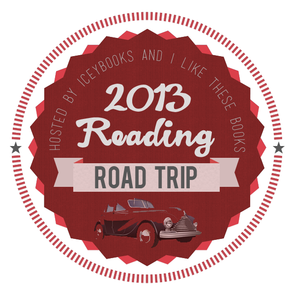 IceyBooks and I Like These Books Reading Road Trip