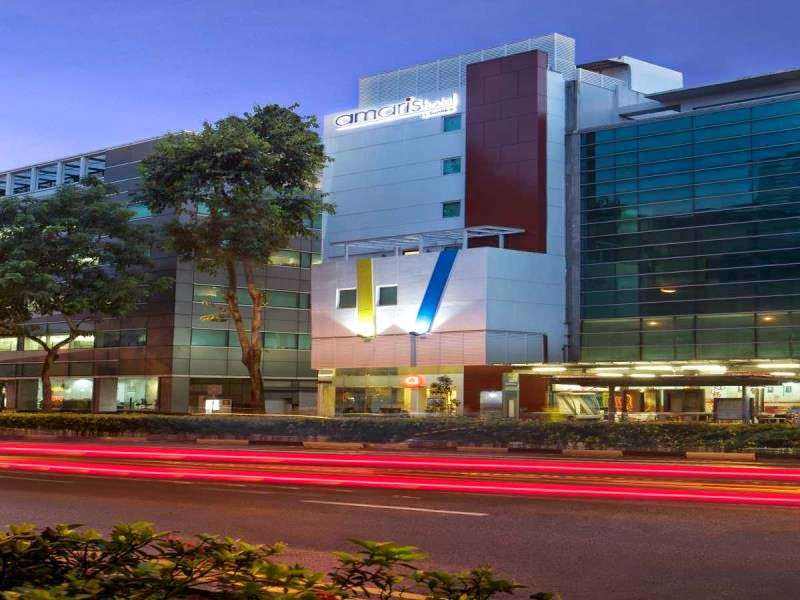 Memang Sih Level Penginapan Ini Adalah Hotel Bintang Dua Bila Dibandingkan Dengan Hostel Yang Biasanya Saya Tempati Di Singapore