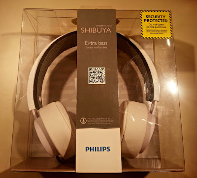Philips Shibuya Headphones