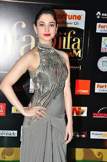 Actress Tamannaah Bhatia Stills at IIFA Utsavam Awards 2016 Day 2  252827)