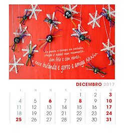 Calendario CRA de Dodro 2017